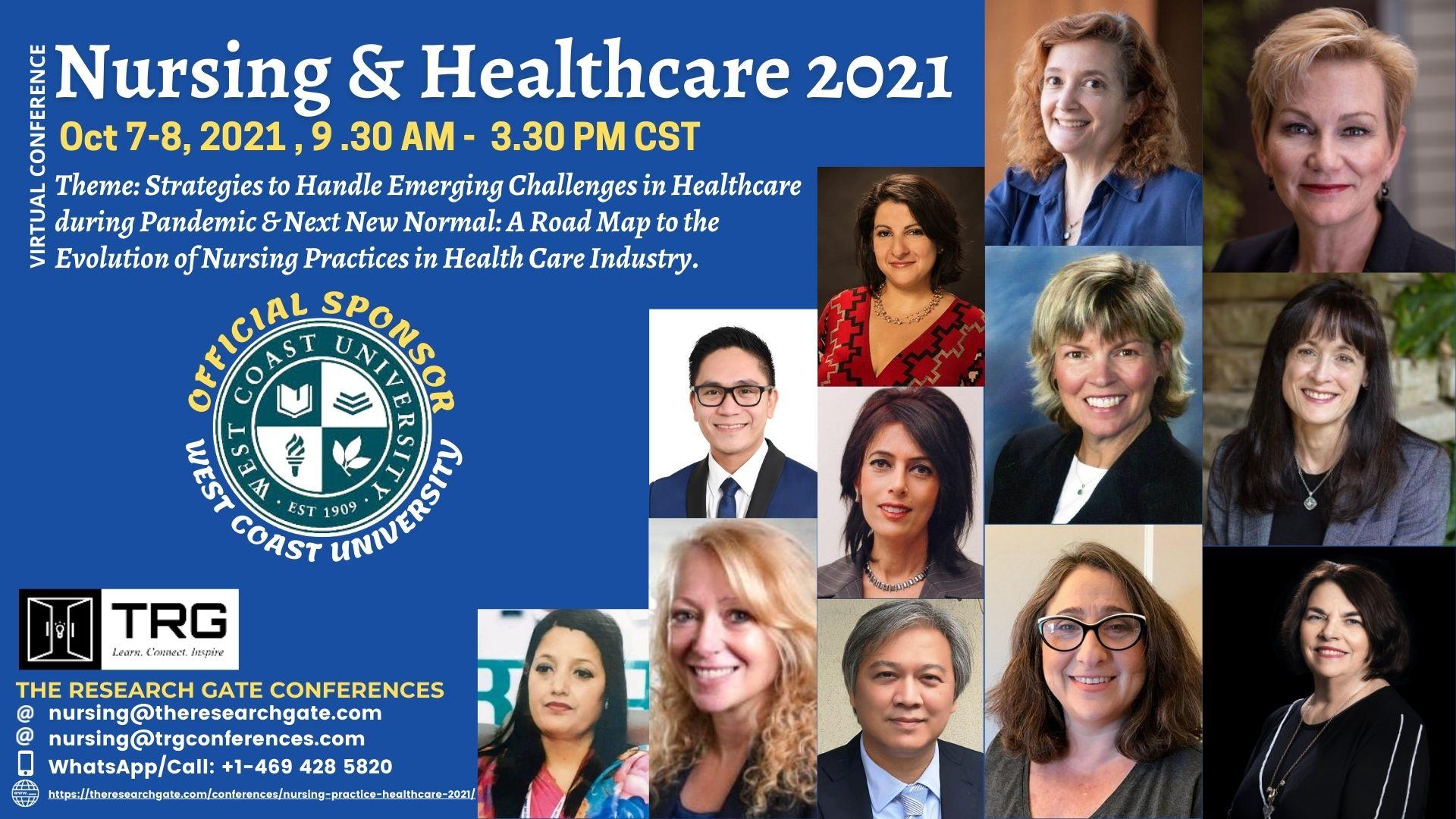 Nursing Practice & Healthcare 2021